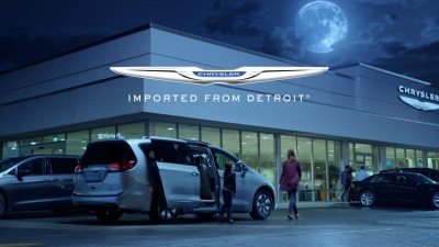 Sixty-Second 'Flying Pigs' Video Marks Arrival Of The All-New 2017 Chrysler Pacifica Hybrid