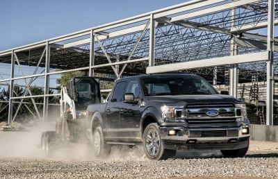 New Ford F-150: Most Advanced F-150 Powertrain Lineup Ever Enables Best-In-Class Payload, Towing And Gas Mileage