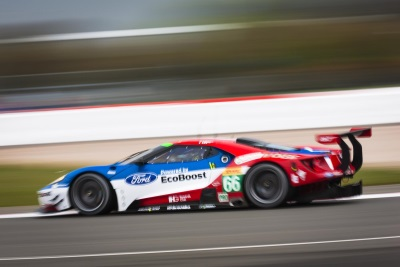Curtain Up For Ford's Final Rehearsal For The Le Mans 24 Hours