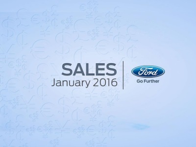 Ford Brand SUVs Post Strongest Start since 2004; Ford Vans Have Best Start in 31 Years, Thanks to New Transit