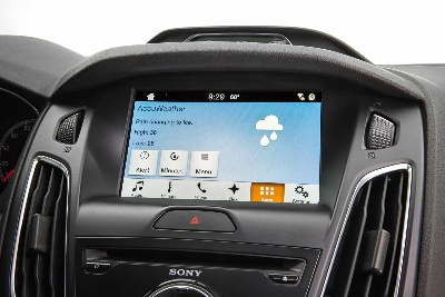 FORD, ACCUWEATHER KEEP DRIVERS WEATHER-READY WITH HYPER-LOCAL FORECASTS MINUTE-BY-MINUTE THROUGH SYNC APPLINK