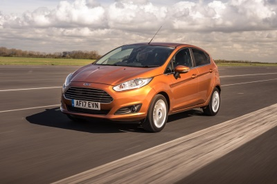 Ford Maintains Market Leadership In April With Strong Retail And CV Sales