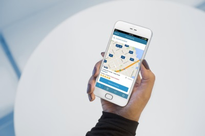 END THE STALEMATE: YOU CAN NOW BOOK -- AND PAY FOR -- PARKING WITH FORDPASS BEFORE SOMEONE ELSE SNAGS IT