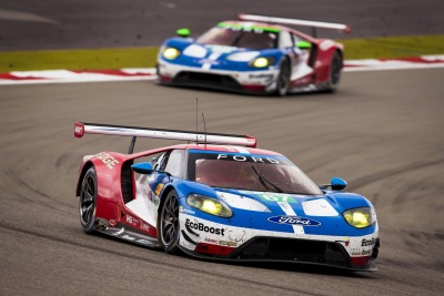 Ford Chip Ganassi Racing Faces The Challenges Of The Nürburgring