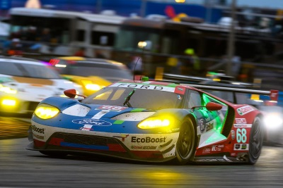 Ford Chip Ganassi Racing To Field Three Ford GTS At Sebring
