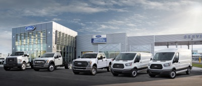 New Ford Commercial Vehicle Center Program Keeps Fleet And Commercial Customers On The Road