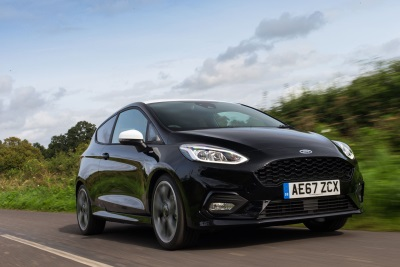 Ford Maintains Market Leadership With Strong CV Sales And Launch Of All-New Fiesta Models