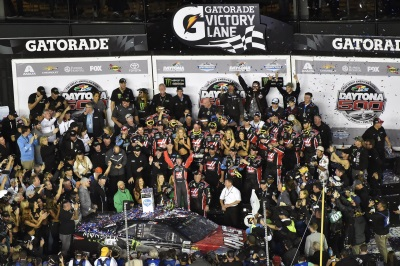 Ford Performance Captures Daytona 500 For Fifth Time In Nine Years As Kurt Busch Returns To Take Checkered Flag