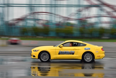 Ford Driving Skills For Life Kicks Off 2017 Tour Promoting Basics That Save The Lives Of New Drivers