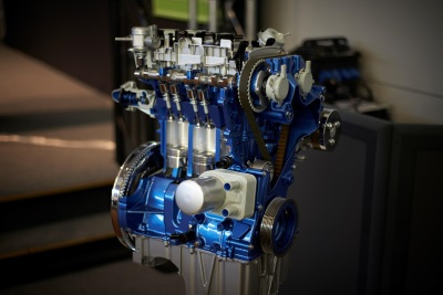 FORD WINS BEST SMALL ENGINE 'OSCAR' FOR 5TH YEAR RUNNING, 1 IN 5 FORD VEHICLES SOLD IN EUROPE WITH 1.0-LITRE ECOBOOST