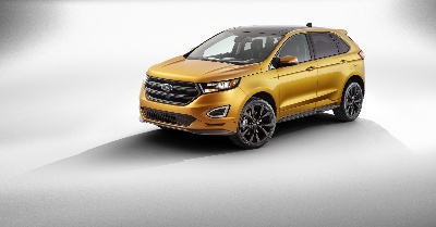 PERFORMANCE AND POWER: 2015 FORD EDGE SPORT CERTIFIED AS HIGHEST-PERFORMING EDGE YET