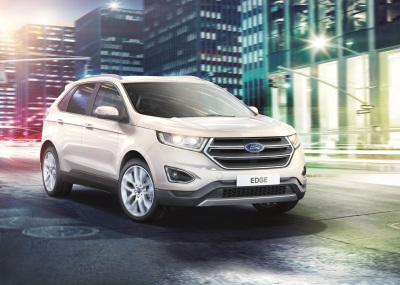 FORD EDGE ONLINE CONFIGURATIONS TOP 60,000 IN THE UK AS RIGHT-HAND-DRIVE PRODUCTION BEGINS