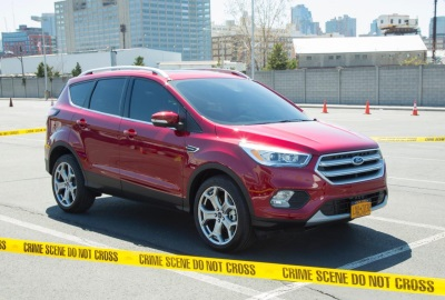 NEW 2017 FORD ESCAPE LANDS IN PRIMETIME, COLLABORATES WITH 'THE BLACKLIST' AND 'BLINDSPOT' TO CREATE CUSTOM CONTENT