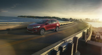 CATCH IT IF YOU CAN: NEW FORD ESCAPE FEATURED ON FIRST-OF-ITS-KIND REALITY SHOW 'THE RUNNER'