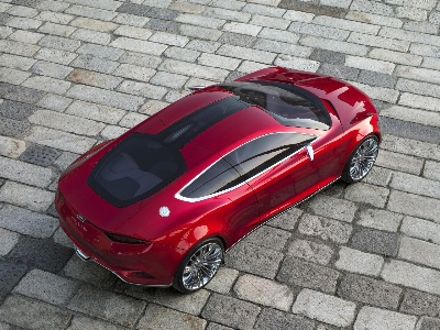 SALON PRIVÉ 2013 CONFIRMS FORD EVOS CONCEPT FOR CONCEPTS & PROTOTYPES DISPLAY