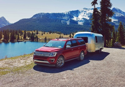 All-New Ford Expedition Makes Towing And Backing Up Trailers Easier Than Ever