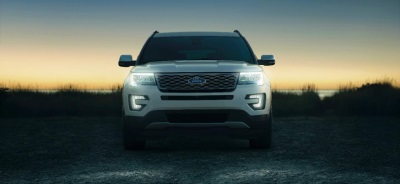 FORD EXPLORER GOES PLATINUM; NEW MODEL GIVES ICONIC SUV ULTIMATE COMBINATION OF COMFORT, PERFORMANCE