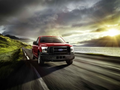 2015 FORD F-150 HONORED FOR INNOVATION IN LIGHTWEIGHTING WITH ALTAIR ENLIGHTEN AWARD