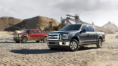 FORD F-150 EARNS HIGHEST TRUCK SCORE EVER AS FORD TRUCKS SWEEP AUTOPACIFIC 2015 VEHICLE SATISFACTION AWARDS