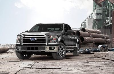 2015 FORD F-150 EARNS 5-STAR TOP GOVERNMENT CRASH RATINGS FOR ALL CAB CONFIGURATIONS AND CRASH TESTS