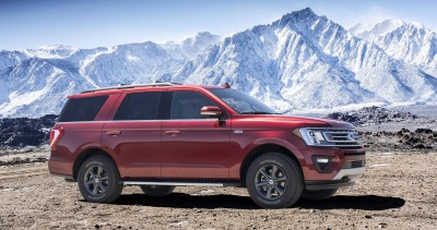 Ford F-150 And Expedition's New Advanced Engines Maximize Lightweight Materials For Greater Performance, Efficiency