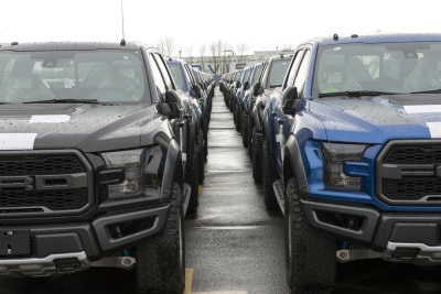 All-New Ford F-150 Raptor Now On Its Way To Customers In China