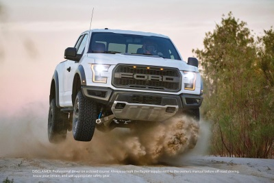 VIDEO OF ALL-NEW FORD F-150 RAPTOR SHOWS WHY IT IS THE ULTIMATE HIGH-PERFORMANCE OFF-ROAD PICKUP