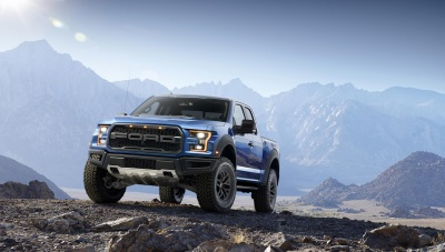 ALL-NEW FORD F-150 RAPTOR PROTOTYPE TRAIL TESTING