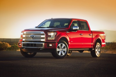 FORD F-150 NAMED TOP-SELLING VEHICLE ACROSS ALL BRANCHES OF THE MILITARY BY USAA