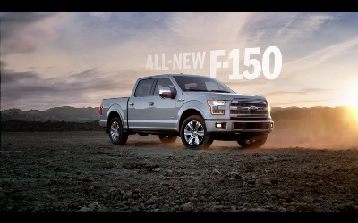 FORD STARTS MOST COMPREHENSIVE TRUCK MARKETING CAMPAIGN TO INTRODUCE TOUGHEST, SMARTEST, MOST CAPABLE F-150 EVER