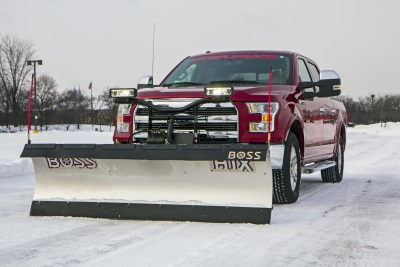 2015 FORD F-150 NAMED OFFICIAL WINTER VEHICLE OF NEW ENGLAND BY NEW ENGLAND MOTOR PRESS ASSOCIATION