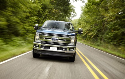 Ford F-250 Super Duty Named Best Truck In Three-Quarter Ton Class By Editors Of Pickuptrucks.Com