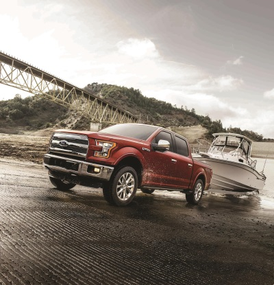 2017 FORD F-150 WITH ALL-NEW 3.5-LITER ECOBOOST V6 NETS BEST-IN-CLASS, V8-BEATING 470 LB.-FT. OF TORQUE, MORE HORSEPOWER