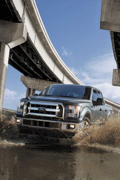 F-150 Dependability Award Underscores Built Ford Tough