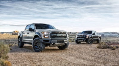 Ford Motor Company To Auction One-Of-One F-150 Raptor At Barrett-Jackson Scottsdale Auction To Benefit JDRF