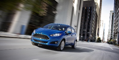 2014 Ford Fiesta Earns Best-In-Class 41 Mpg On The Highway