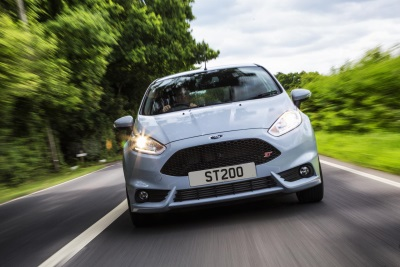 Ford Fiesta ST200 Named Britain's Best Affordable Driver's Car