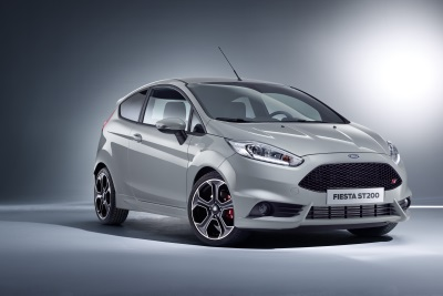 FORD CELEBRATES 40 YEARS OF THE FIESTA WITH UK DEBUT FOR NEW ST200