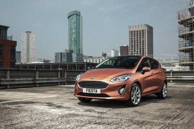 Ford Ahoy! New Fiesta Lands In UK