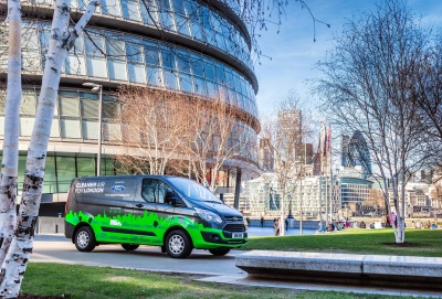 Ford Confirms First Fleets To Join The Transit Plug-In Hybrid Van 'Cleaner Air For London' Trial This Autumn