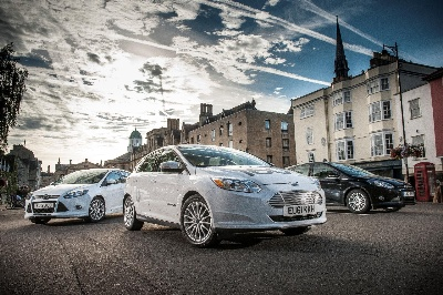 New Ford Focus Electric Boosts Power Of Choice