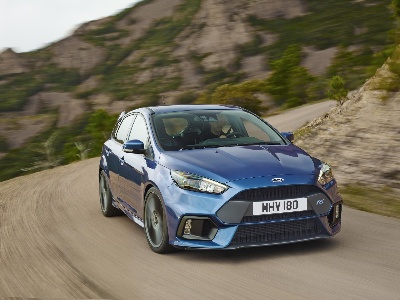 ALL-NEW FORD FOCUS RS MAKES GLOBAL AUTO SHOW DEBUT; PIONEERS INNOVATIVE AWD AND PERFORMANCE TECHNOLOGIES