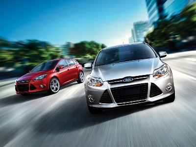 FORD FOCUS EARNS TOP SAFETY RATINGS FROM NHTSA