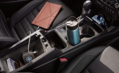 FORD BOLSTERS FRONT ROW STORAGE IN NEW ESCAPE TO ACCOMMODATE ELECTRONIC DEVICES, POWER PORTS AND MORE
