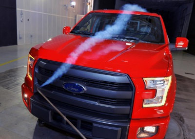 Quest For Better Fuel Economy, Performance Leads Ford To $200 Million Investment In New Wind Tunnel Complex