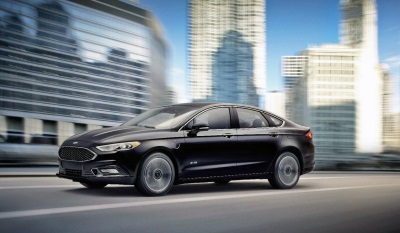 SALES OF FORD FUSION HYBRID, FUSION ENERGI SPIKE IN LOS ANGELES AS CONSUMERS SEEK EFFICIENT, FUN-TO-DRIVE EVS