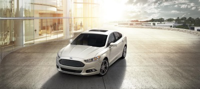 FORD FUSION SALES JUMP MORE THAN 100 PERCENT SINCE 2005 LAUNCH