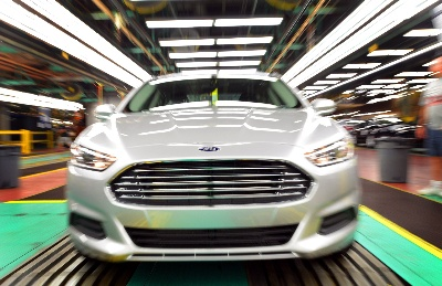 1,400 New Ford Employees Kick Off U.S. Production Of Fusion To Meet Surging Customer Demand