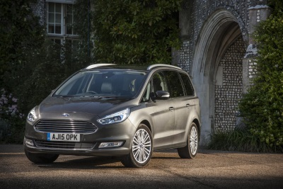 FORD GALAXY FLIES OFF UK'S USED FORECOURTS QUICKEST IN SEPTEMBER