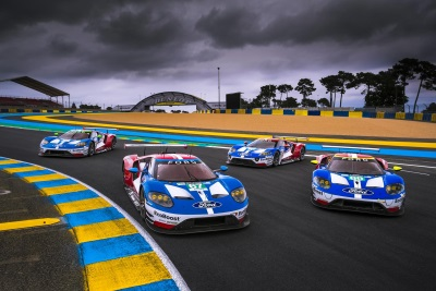 Ford Chip Ganassi Racing Prepares To Defend Le Mans 24 Hours Title